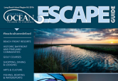 The Southern Ocean Chamber of Commerce Annual Visitor Guide Celebrates a Sharp New Look